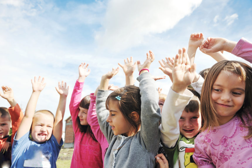 Gratitudine: 4 esercizi per insegnarla ai vostri bambini