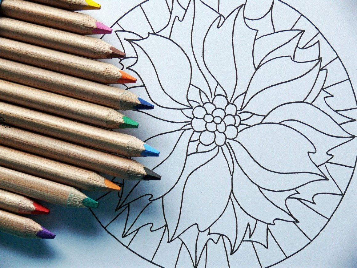 I Mandala scacciapensieri: la magia dei colori nei bambini