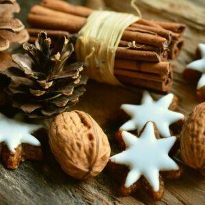 6 Spezie natalizie profumate e benefiche per noi e per la nostra casa