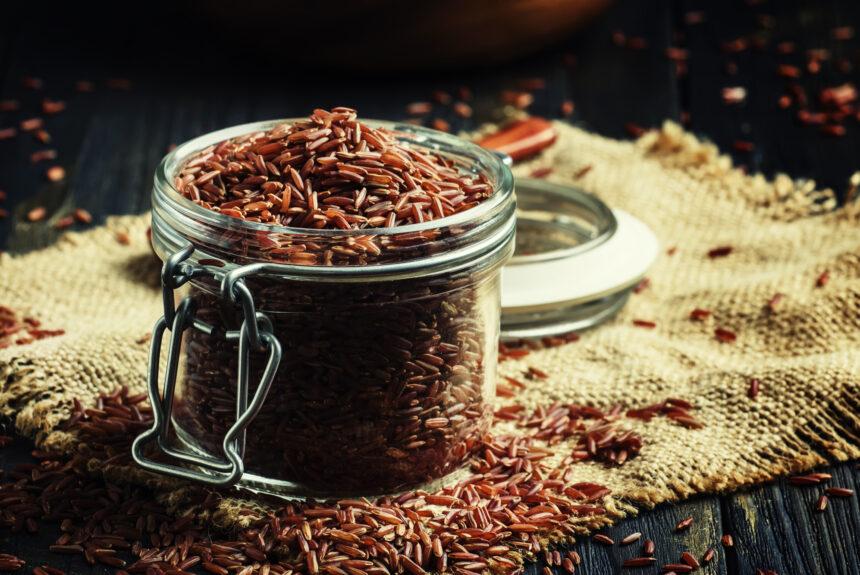 Uno scrigno di giovinezza: il riso rosso