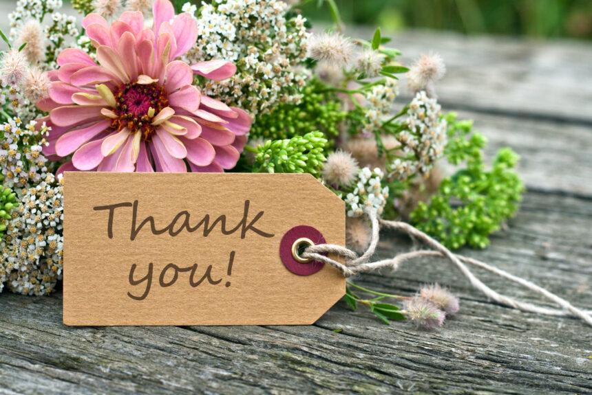 I strepitosi benefici del Ringraziamento